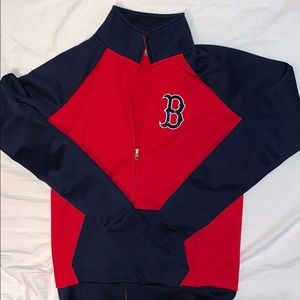 VS Pink Boston Red Sox zip up
